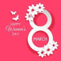 الاحتفال بيوم المرأة العالمى